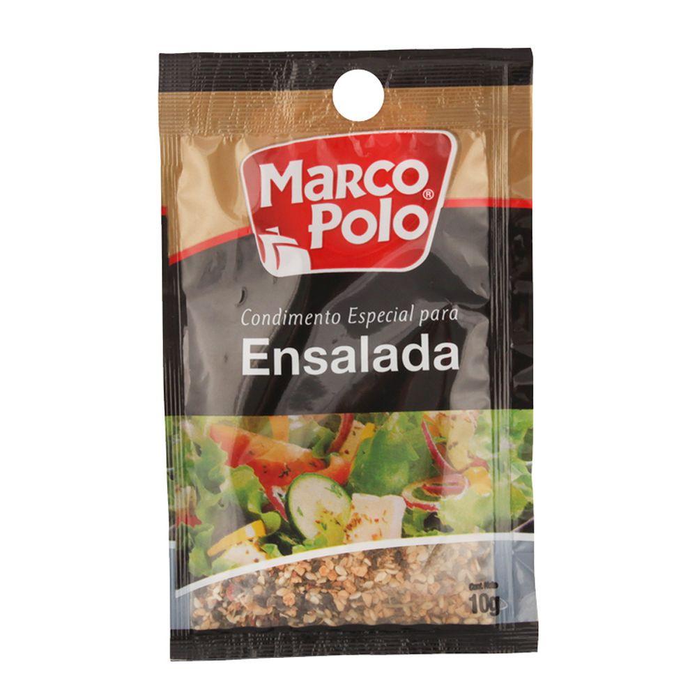 Despensa - Salsas y Condimentos - Condimentos Marco Polo Sachet ...