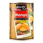 Mangos Exotic Food En Almíbar, Lata 425 g