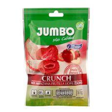 Crunch-Producto-Exclusivo-Jumbo-Bolsa-10-g-Mix-manzana-frutilla-liofilizadas
