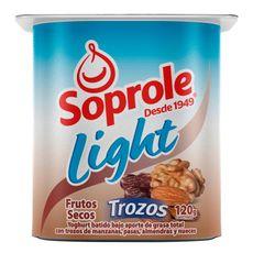 Yoghurt-Light-Soprole-120-g-Con-Trozos.-Frutos-Secos