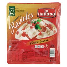 Ravioles-4-Quesos-La-Italiana-Bandeja-500-grs.