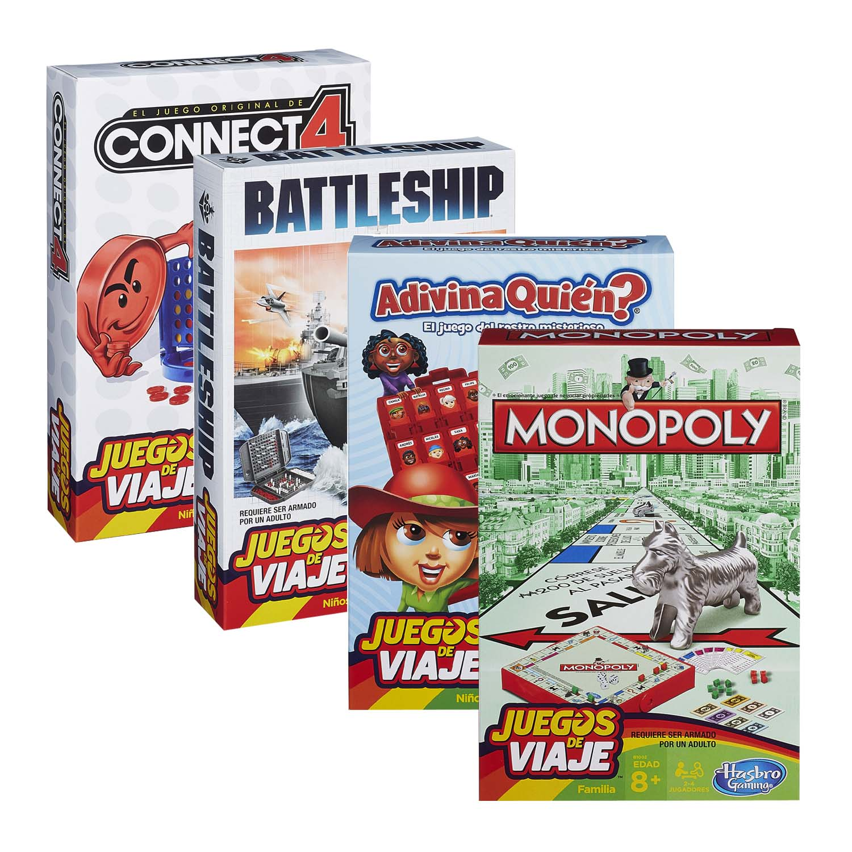 Mini Juegos Hasbro Jumbo Cl Jumbo