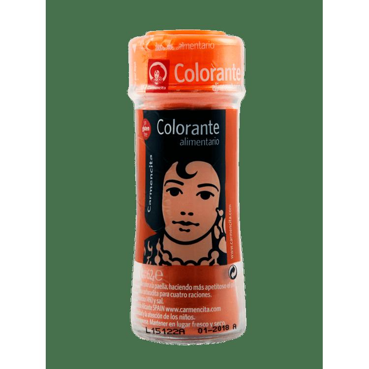 Colorante alimentario Carmencita 40 g - Jumbo