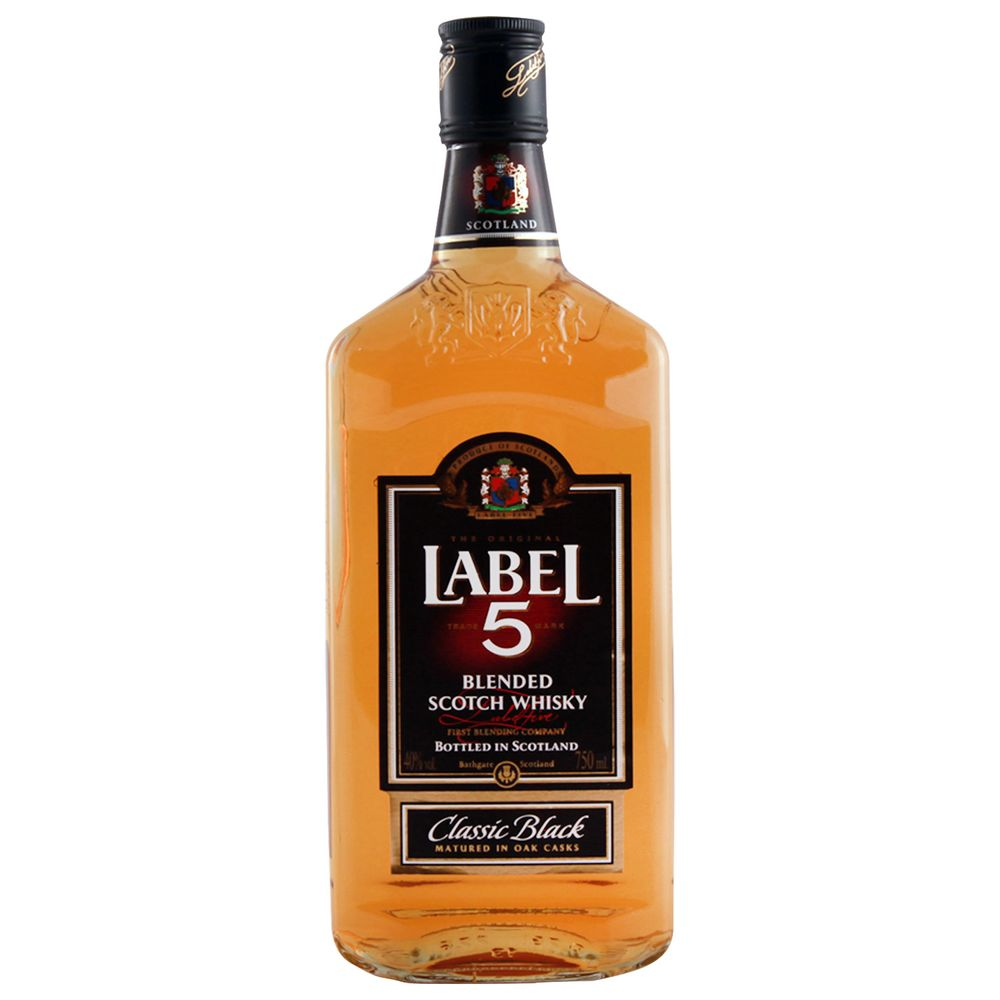 Whisky Label 5 750 Cc Jumbo # Muebles Para Guardar Whisky