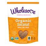 Azúcar orgánica Sucana, 454 g