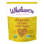 Azúcar palma de coco Wholesome 454 g