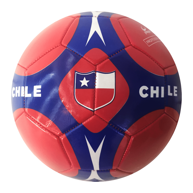 Balón de Fútbol Prosport Diseño Chile   Jumbo.cl - Jumbo
