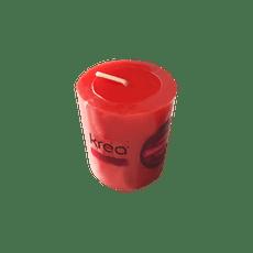 Vela-votiva-con-aroma-Krea-rojo-1-42505382