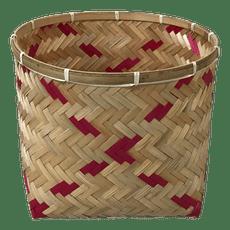 Canasto-Krea-fibra-natural-bambu-redondo-L-1-30064952