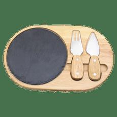 Set-tabla-de-queso-Krea-ovalada-piedra-1-40633819