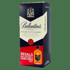 Pack-Whisky-Ballantine-s-Finest-750-cc---Hard-Fired-200-cc-1-45914205