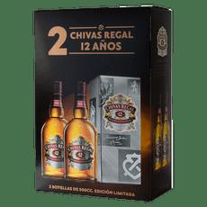 Pack-Whisky-Chivas-Regal-12-años-40°-2-unid-500-ml-c-u--Pack-Whisky-Chivas-Regal-12-años-40°-2-unid-500-ml-c-u-1-45914195