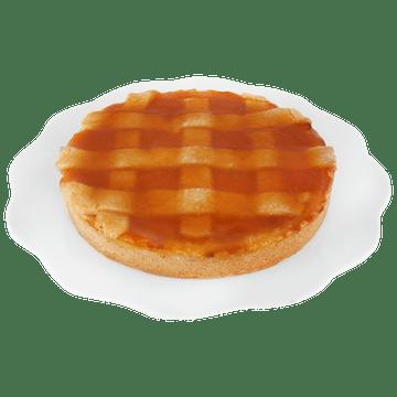 Kuchen de durazno 8-10 porciones