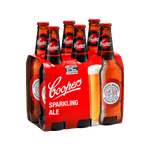 Pack 6 un. cerveza Sparkling ale 375 cc c/u