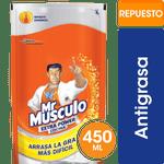 Repuesto antigrasa Mr Músculo Extra Power cocina 450 ml
