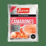 Crema de Camarones Gourmet Sobre 50 g, Receta Premium
