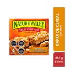 Cereal en Barra Nature Valley 210 g, Sweet and Salty Peanut