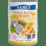 Crema coco lata Samui 400 ml