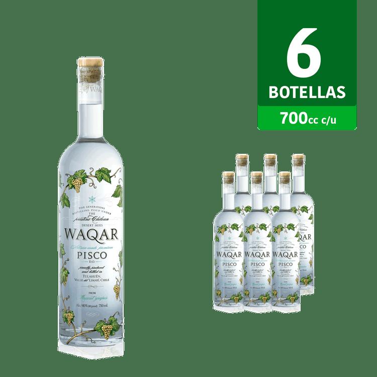 Caja-pisco-Waqar-Premium-40°-6-botellas-700-cc-c-u-1-109460024