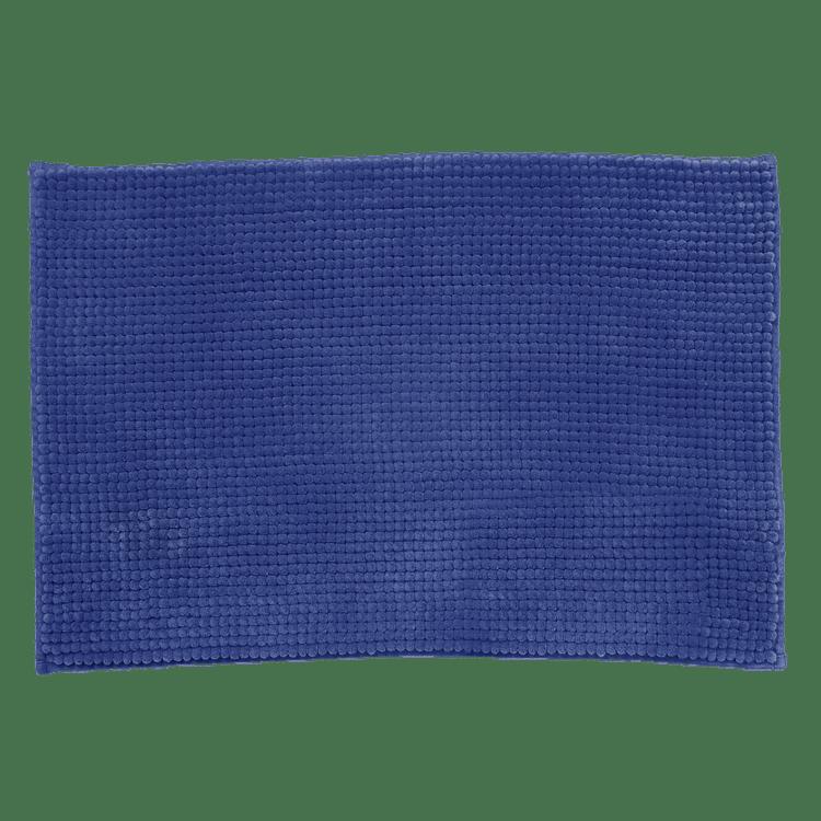 Piso-de-baño-de-microfibra-Krea-Shaggy-40x60-cm-navy-1-117488157