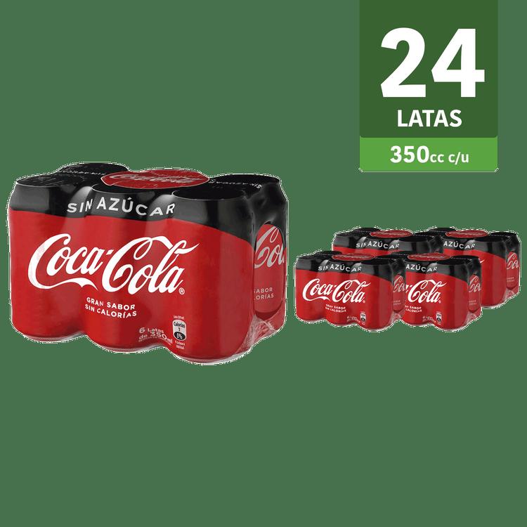 Pack-bebida-Coca-Cola-Zero-24-unid-350-ml-c-u-1-126840175