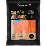 Salmón ahumado 100 g