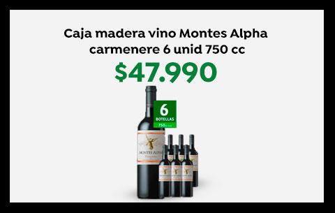 5- smartwatch/ vino montes alpha