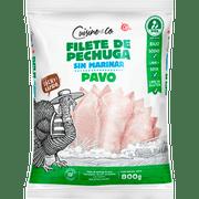 Filete pechuga de pavo 800 g