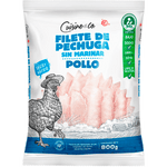 Filetillo de pollo 800 g