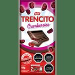 Chocolate entrete cranberries 115 g