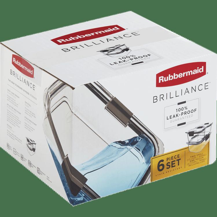 Set-de-hermeticos-Rubbermaid-Brilliance-6-piezas-1-52160510