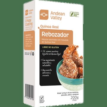 Rebozador quinoa 200 g