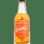 Kombucha refrigerada naranja Ghali 330 ml