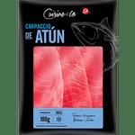 Carpaccio de atún finas láminas 100 g