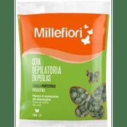 Cera depilatoria Millefiori 100 g, en perlas, vegetal