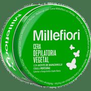 Cera depilatoria Millefiori vegetal, 200 g