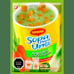 Sopa para Uno vegetales 16 g