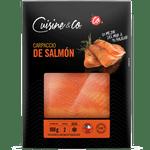 Carpaccio de salmón 100 g