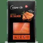 Carpaccio de salmón 200 g