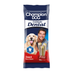Alimento perro Senior snack dental 58 g