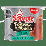 Flan Postres de la Abuela sabor Toffee con salsa de caramelo 120 g