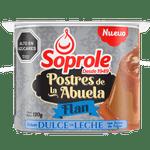 Flan Postres de la Abuela sabor Dulce de Leche con salsa de toffee 120 g