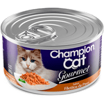 Alimento gato filetitos de pavo 80 g