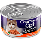Alimento gato filetitos de pollo 80 g