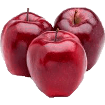 Manzana roja bolsa 1 kg