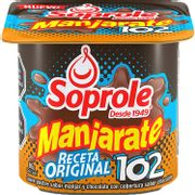Manjarate 102 de 80 g
