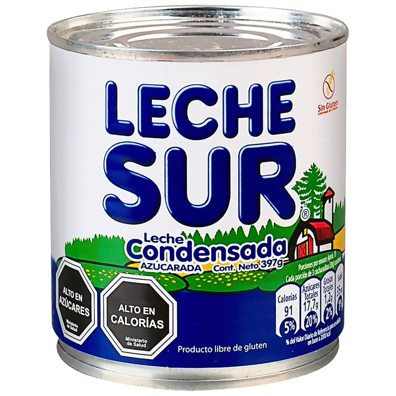 Leche Condensada Leche Sur 397 G Jumbo Cl