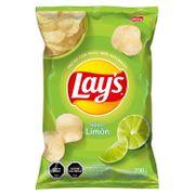 Papas fritas lays limon 200 gr